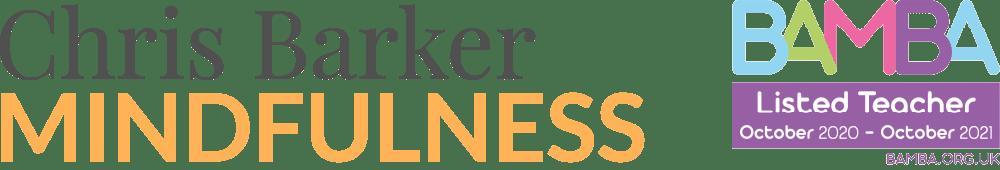 Chris Barker Mindfulness